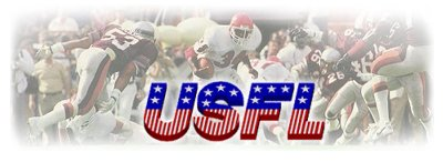 The USFL, Where Football is Still a Game