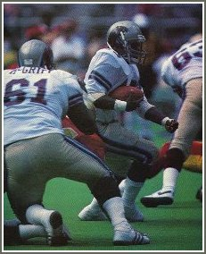 Michigan panthers usfl united states football league yearly standings and average home attendances sciox Gallery