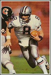 Steve Young, Los Angeles Express