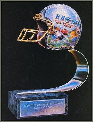 The ultimate USFL collectible